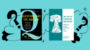 Illustration: Reading list power of questions