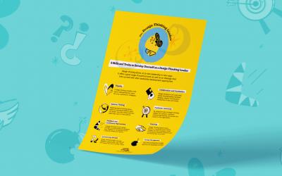 8 Design Thinking Skills for Leadership Development